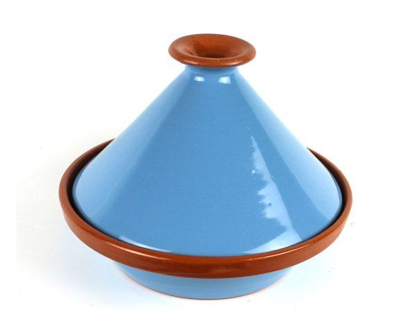 Tajine 30 CM blauw